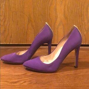 SJP by Sarah Jessica Parker Shoes - Purple Sarah Jessica Parker heels